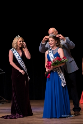 2017 Miss WV Poultry Teen Queen