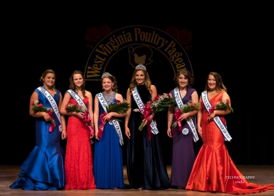 2017 Miss WV Poultry Queen & Teen Queen Pageant