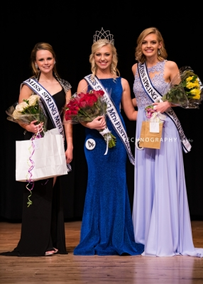 Spring Mountain Festival Pageant 2019